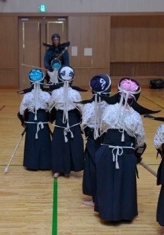 Kendo children